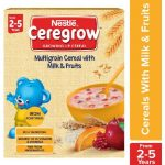 Nestle Ceregrow Cereal   From 2-5 Years